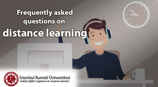 Frequently Asked Questions  About Online Education